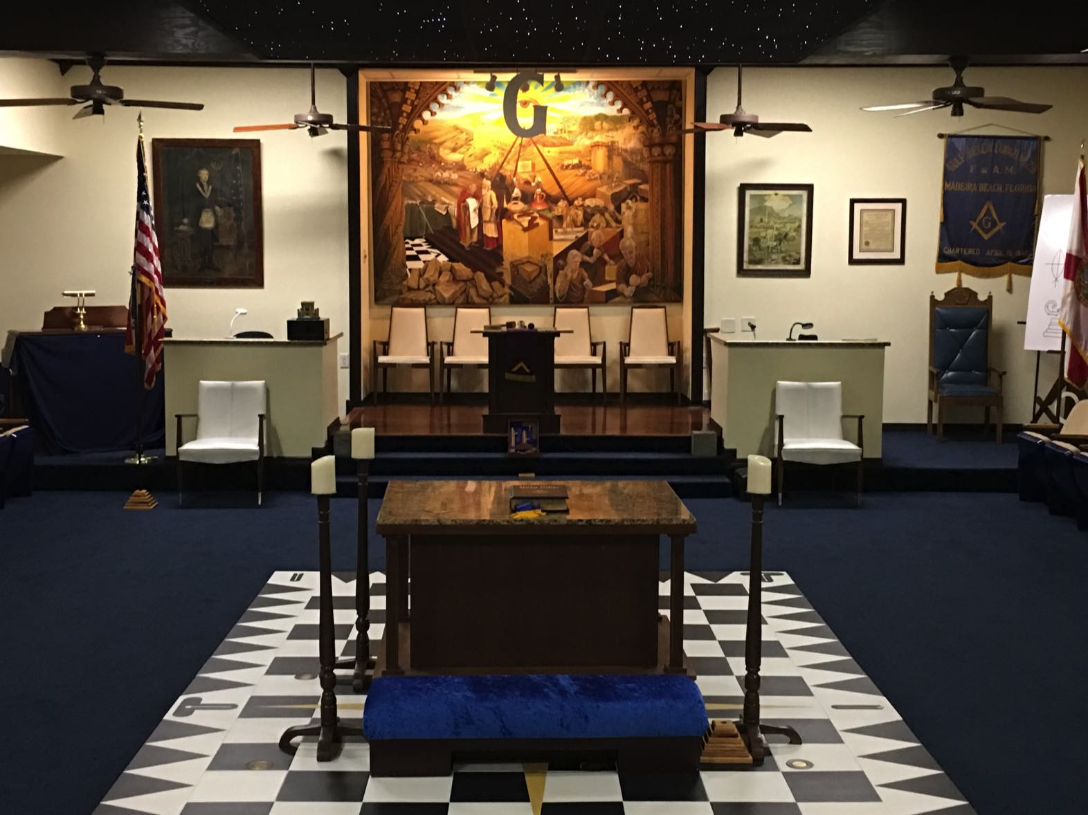 Gulf Beach Masonic Lodge, No. 291